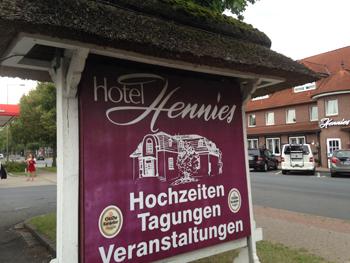 DJ gesucht, Hotel Hennies, Altwarmbüchen